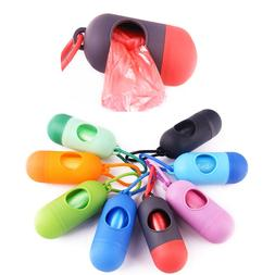 1 Pcs Practical Pet Dog Poop Bag <font><b>Dispenser</b></fon