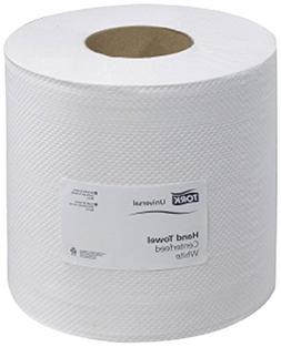 Tork 120932 Advanced 2-Ply Centerfeed Hand Towels, White