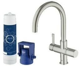 Grohe 31312DC1 GROHE Blue Filtered Water Dispenser - SuperSt