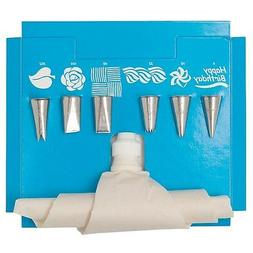 Ateco 332 8-Piece Cake Decorating Set