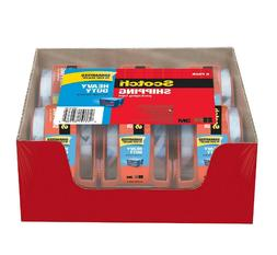 "Scotch 3850 Heavy Duty Shipping Tape & Dispensers, 2"" x 27.7"