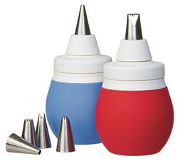 Prepworks by Progressive 8-Piece Frosting Bulb Decorating Ki