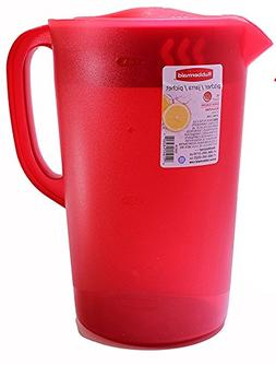 Rubbermaid 26073 Limited Edition Dishwasher Safe Pitcher, 1