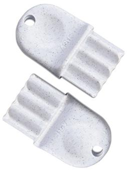 Universal Waffle Toilet Paper Dispenser Key 2 Pack