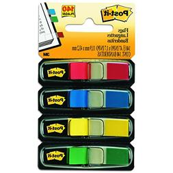 Wholesale CASE of 25 - 3M Post-it Colored Small Tape Flags-S