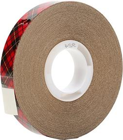 3M Scotch ATG Adhesive Transfer Tape 924 Clear, 0.50 in x 36