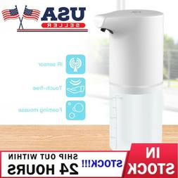 Automatic Soap Dispenser  Hands-Free IR Sensor Touchless Foa
