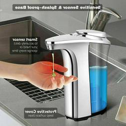 Automatic Soap Dispenser Touch-less Battery Operated Water-R