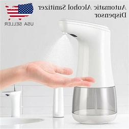 Automatic Touchless Hands Free Sanitizer Spray Dispensers 12