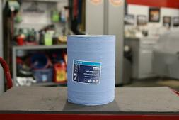 Blue Shop Towel Roll by Tork for Centerfeed Dispenser: 13 24