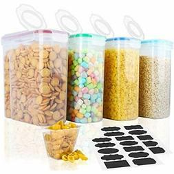 Cereal Container, Food Dispensers Storage Containers, Airtig