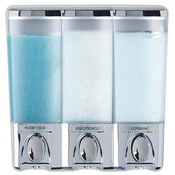 Better Living Products Clear Choice Dispenser III Three Cham
