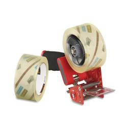 Scotch Commercial Grade Shipping Tape, 2 Rolls of Tape, 1 Di