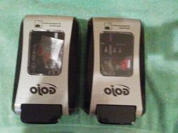 GOJO COMMERCIAL SOAP DISPENSERS  approx 10.5 x 6 x 4.5 PRIOR