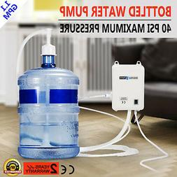 Electric Portable 1 Gallon Water Pump Dispenser W/ Switch Wa