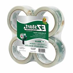 Duck Brand EZ Start Premium Packaging Tape 4pk
