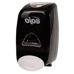 GOJO 515506 FMX-12 Soap Dispenser, 1250mL, 6 1/8w x 5 1/8d x