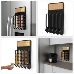 Fridge/Wall Mount Coffee Pod Dispenser