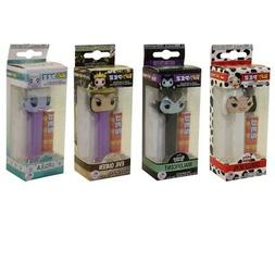 Funko POP! PEZ Dispensers - Disney Villains - SET OF 4 (Ursu