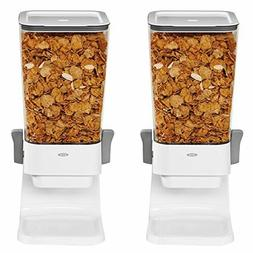 OXO Good Grips Countertop Cereal Dispenser Easy Large Clear