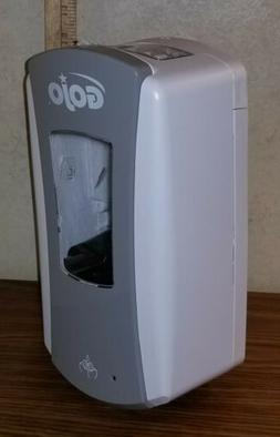 GOJO HANDS FREE AUTOMATIC SOAP/FOAM SANITIZER DISPENSER