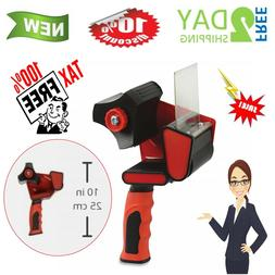 Heavy Duty Packing Tape Gun Dispenser Packaging Cutter Machi