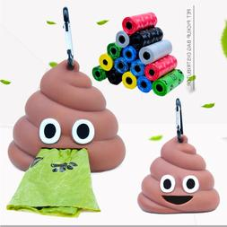 New Pet Dog Poop Bag <font><b>Dispenser</b></font> Waste Gar