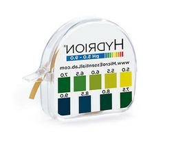 Hydrion # 95 PH Roll Test Paper 5.0-9.0 PH Range 15 FT  with