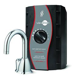 InSinkErator Invite H-HOT100 Push Button Instant Hot Water D