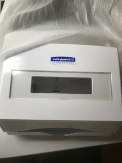 KIMBERLY-CLARK PROFESSIONAL COMPACT SCOTTFOLD TOWEL DISPENSE