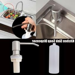 Kitchen Supplies Sink Soap Dispenser Bathroom Accessories Lo