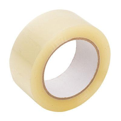 "Packing Tape 36 Rolls 2"" x 110 Yards  Box Carton Sealing Cle"