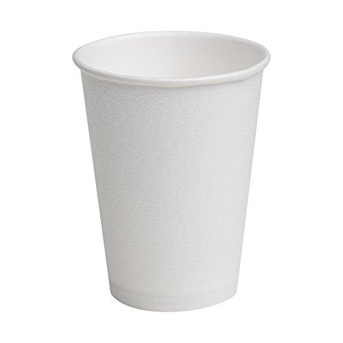 Perfectouch - 5338W - 8 oz. Insulated Paper Hot or Cold Cup