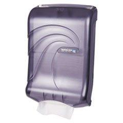 San Jamar T1790TBK Ultrafold Multifold/C-Fold Towel Dispense