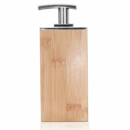 ToiletTree Products Bamboo Soap Lotion Dispenser
