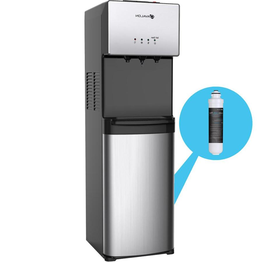 Bottleless Hot & Cold Water Cooler Dispenser Stand Electric