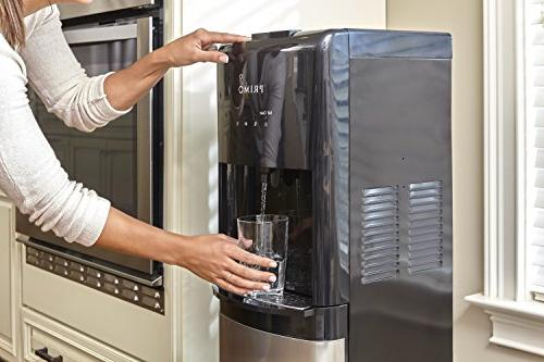 Primo Stainless Spout Bottom Hot, and Cool Water Dispenser
