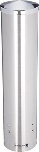 San Jamar C3250 Stainless Steel Large Pull Type Water Cup Di