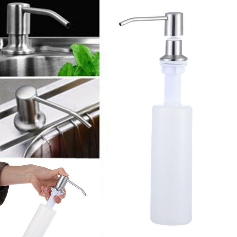 Kitchen Supplies Lotion Storage Bottle Bathroom Accessories