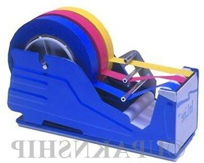 """3"""" Multi Roll Table Top Tape Dispenser Shipping Packing Cart"""