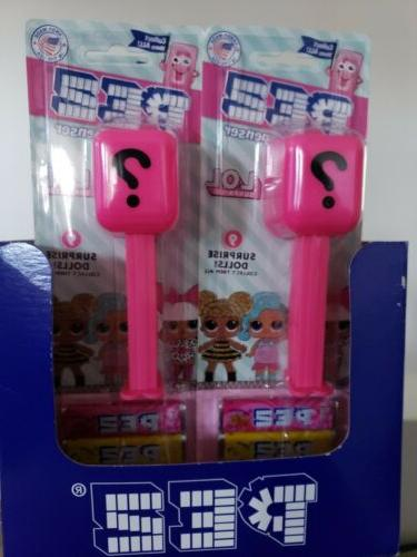 Dolls Dispenser 2X Collect All 9! Free Shipping!