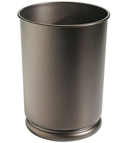 olivia tall wastebasket trash can