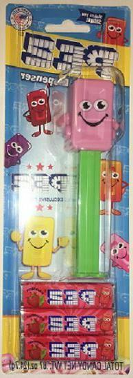 PEZ CANDY MASCOT EDITIONS