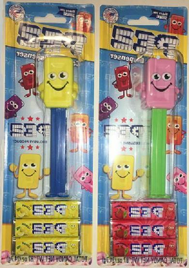 pez candy mascot pez dispensers pink