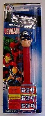 pez dispenser marvel 2009 incredible hulk d