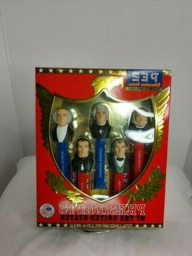 Presidents USA PEZ Dispensers: Volume 2 -