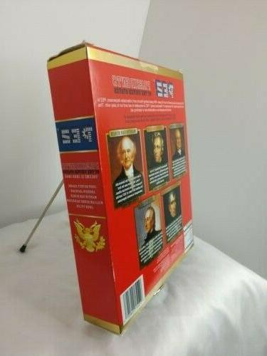 Presidents of the USA PEZ Dispensers: 2