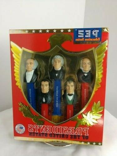 presidents of the usa dispensers volume 2