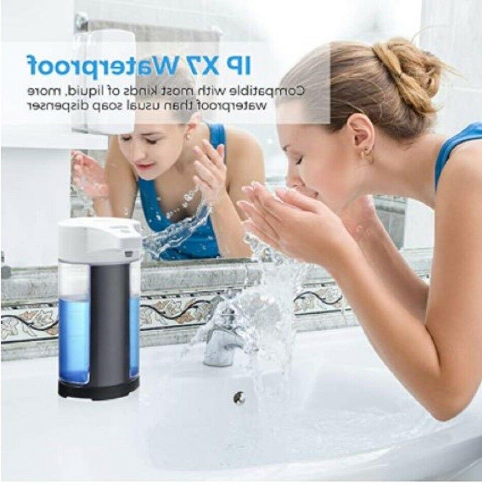 Soap Touchless Automatic 13oz Self or Wall mounted