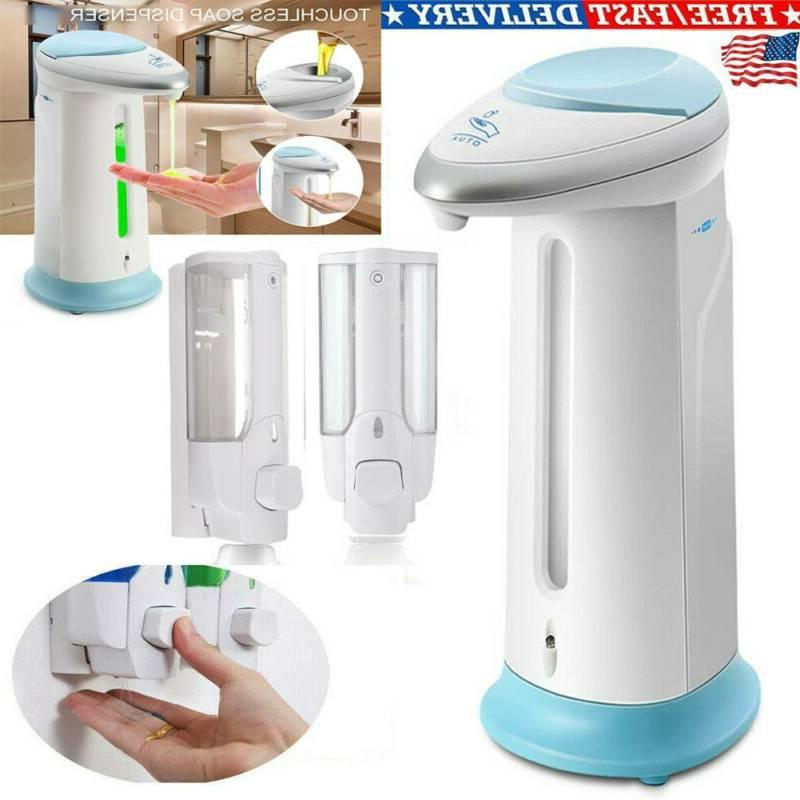 Touchless Automatic IR Sensor Soap Dispensers